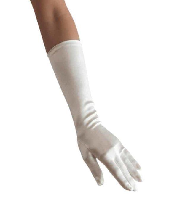 Satijnen Handschoen 0105