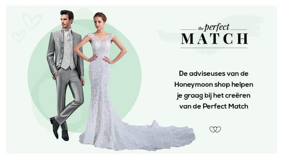 perfect match bruid en bruidegom 3