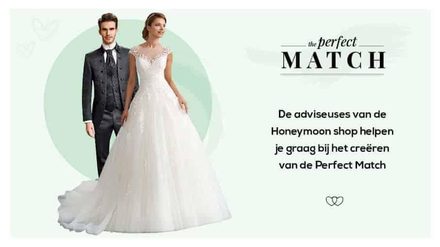 perfect match bruid en bruidegom 4