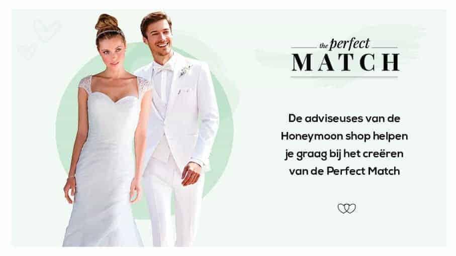perfect match bruid en bruidegom2