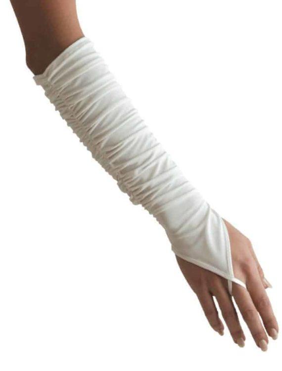 Vingerloze Matte Handschoen 4015