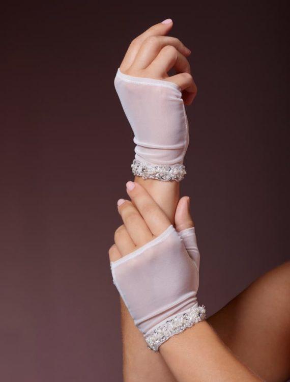 Vingerloze Handschoen 7605