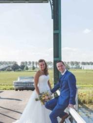 Bruiloft Anouska en Paul