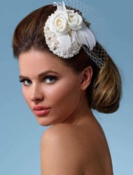 Fascinator BB-310 Poirier