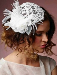 Fascinator BB-330 Poirier