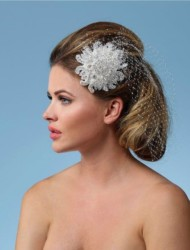 Fascinator BB-335 Poirier