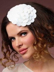 Fascinator BB-366 Poirier