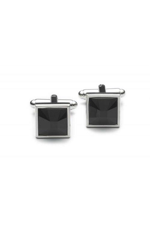 Zwarte Manchetknopen C3-280-VK