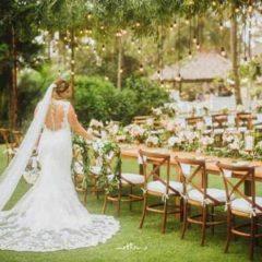 Bruiloft Christy en Orin