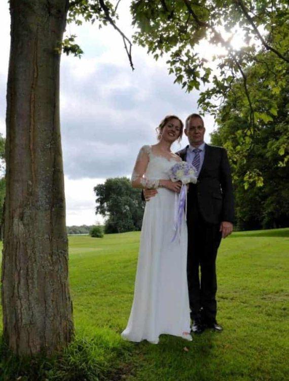 Bruiloft Claudia en Marc