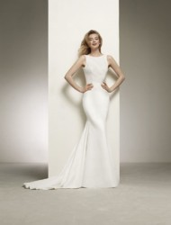 Trouwjurk Debles Pronovias