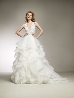 Pronovias trouwjurk