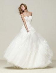 Trouwjurk Drope Pronovias