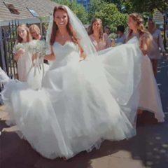 Bruiloft Kim en Raymond