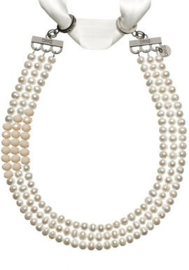 DRKS Ketting Pearl Shuffle Nude FB01 Nude 2