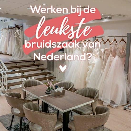 vacature honeymoon shop