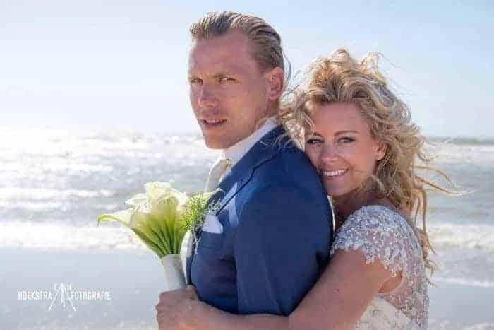 Bruiloft Roos en Ruud