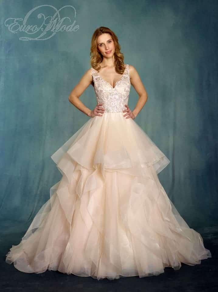 Trouwjurk 2062 van Diane Legrand kopen bij Honeymoonshop