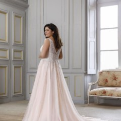 Trouwjurk 30039W van Amélie kopen bij Honeymoonshop 2