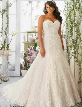 Julietta trouwjurk