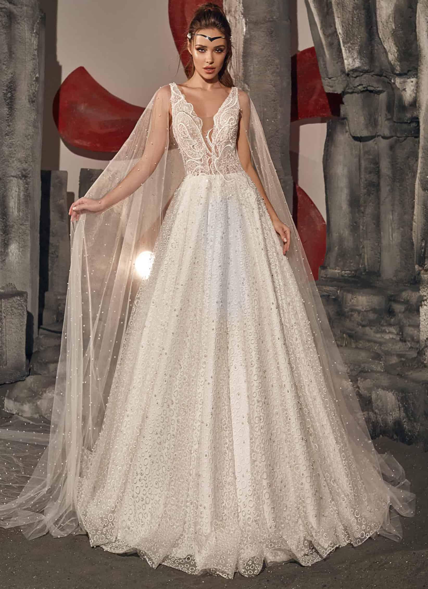 Vintage trouwjurk Ana Sposa Rozaline
