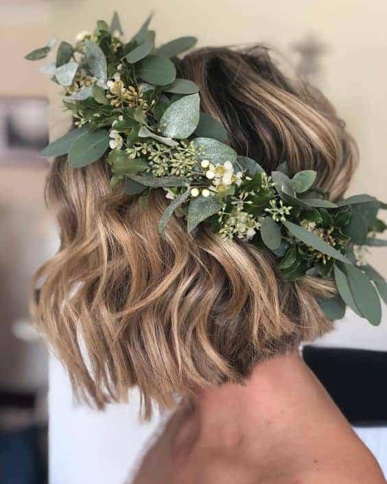 Bruidskapsel los haar 8