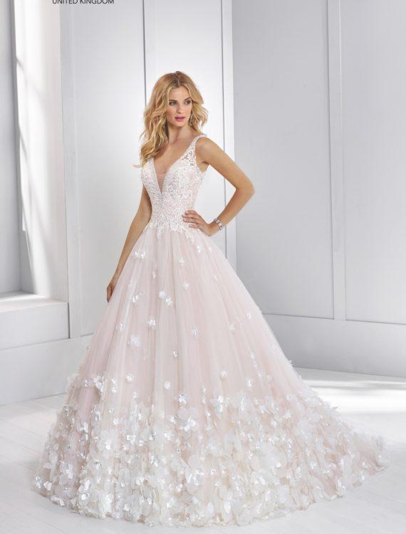 Fabulous Trouwjurken en bruidsjurken vind je bij de Honeymoon shop &LW37