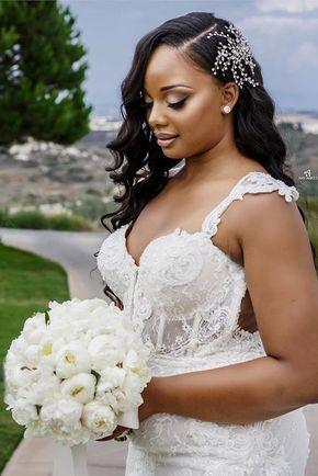 Bruidskapsel los haar 9