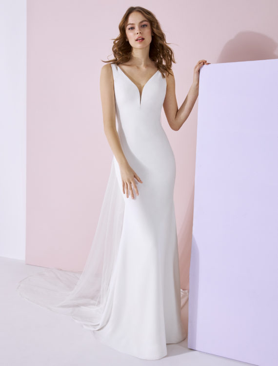 Trouwjurk Aiko White One Honeymoon Shop