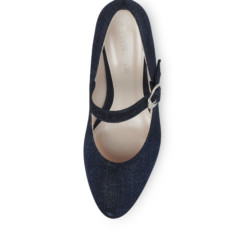Annemarie Navy Metallic 4