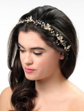 Haarband BB-8578 goud Poirier