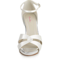Cate Ivory Satin 3