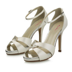Cate Ivory Satin 6