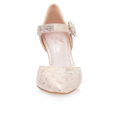 Christelle Champagne Gold (Suede) 3