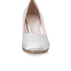 Clair Ivory Satin-Rose-Gold Mirror 3