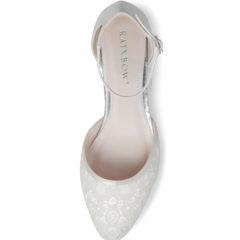 Fizz Ivory Luxury Lace-Satin 4