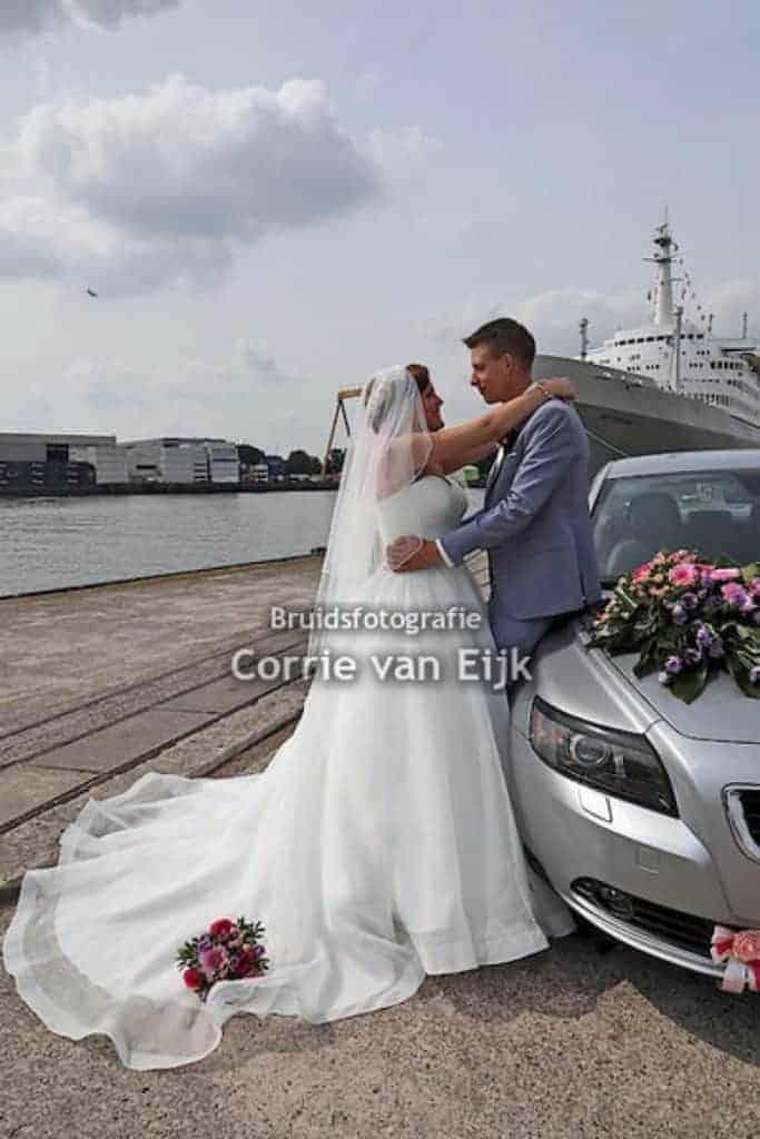 Bruiloft Floor en Lekri