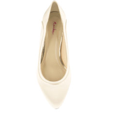 Hollie Ivory Satin 5
