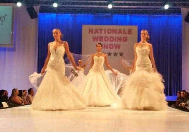 bruidsmodeshow 2