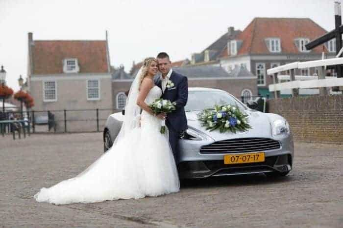 Bruiloft Ilona en Arjan