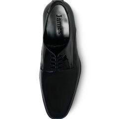 James Black Patent Leather 4
