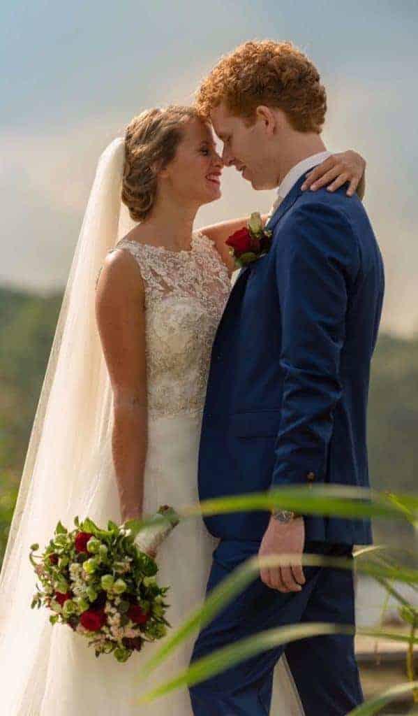 Bruiloft Jeanine en Vincent