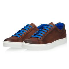 Jesper Castano Grid Calf Leather 6
