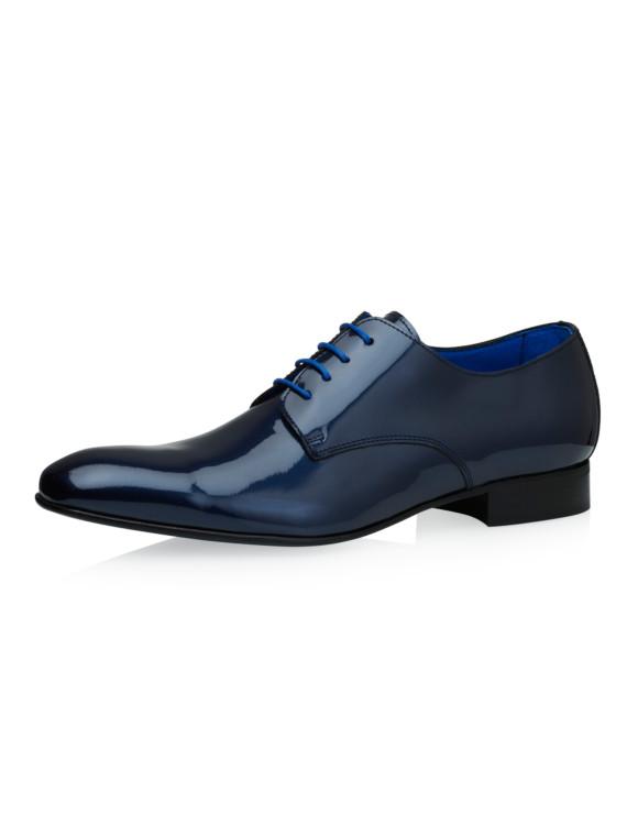 Jonas Patent Blue 1