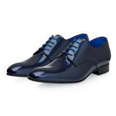 Jonas Patent Blue 3
