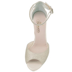 Noralie Silver Fine Glitter-Perle Leather 5