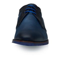 Patrik Jeans Grid Calf Leather 3