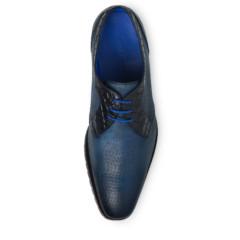 Patrik Jeans Grid Calf Leather 4