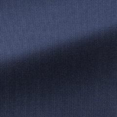 Stof maatpak blauw