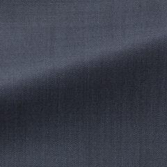 stof maatpak blauw grijs